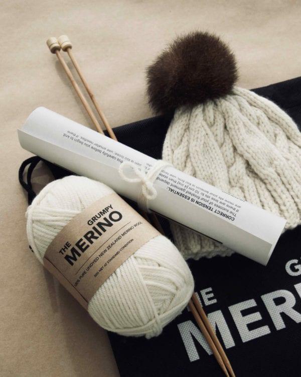 TGM Knitting Packs